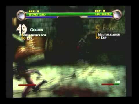 Ktroopas Presenta Mortal Kombat Shaolin Monks (Capitulo 1)