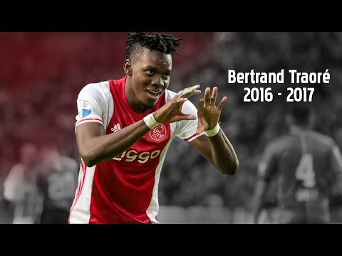 Bertrand Traoré ● Goals and Skills ● 2016 - 2017 HD