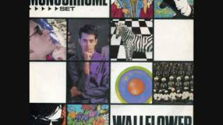 "The MONOCHROME SET - 'Wallflower' - 7"" 1985"