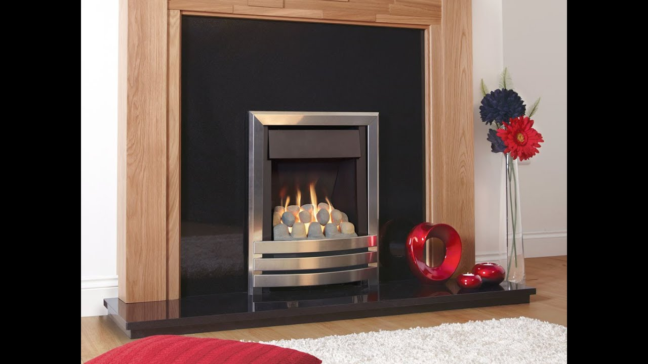 Flavel Windsor Contemporary Plus Open Fronted High Efficiency Gas Fire You