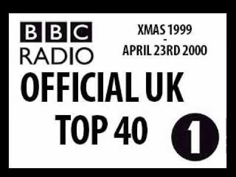 Official UK Top 40 / Christmas 1999  - April 23rd 2000