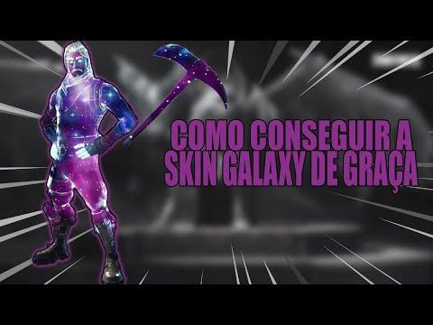 SEASON 7   COMO CONSEGUIR A SKIN GALAXY DO FORTNITE DE GRAÇA!!! - (METODO NUNCA VISTO ANTES)