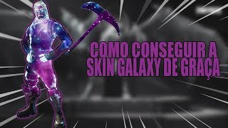 SEASON 7   HOW TO GET THE FORTNITE GALAXY SKIN FOR FREE!!! -(METODO NEVER SEEN BEFORE)