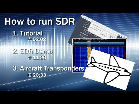 How To Set Up an SDR Radio