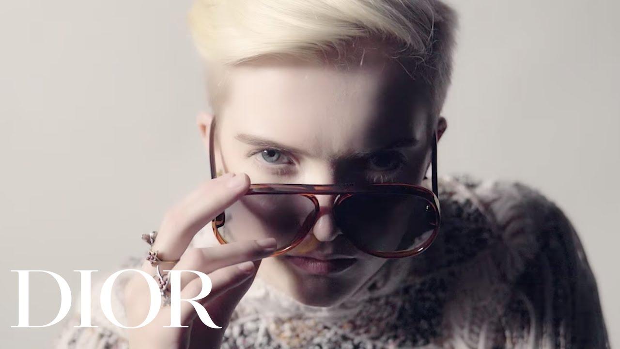 6c7a4492a7 Diorlia Sunglasses - YouTube