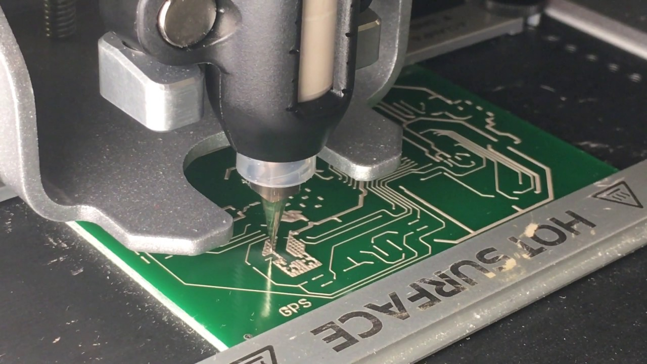 Prototypes Multi Circuit Boards Voltera V One Pcb Printing Youtube