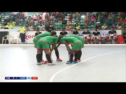 Day 6 - Canada vs Guyana (Men)