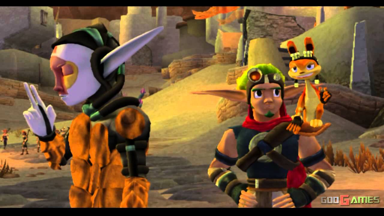 Guns Wallpaper Hd Jak 3 Gameplay Ps2 Ps2 Games On Ps3 Youtube