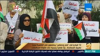 فيديو.. «فتح»: القضية الفلسطينية على رأس أولويات مصر