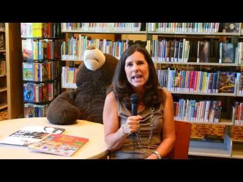 ASC 8762 - Julie Draa, the new 3rd Grade Teacher at Frazier Park Elementary School