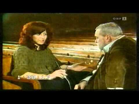 Helmut Qualtinger - ein kurzes I'view + MEIN KRAMPF (1985) (DLL)