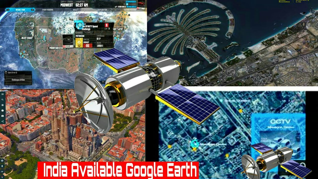 Setelight Map Of India.India Available Google Earth Live Satellite Maps 3d In India Hindi