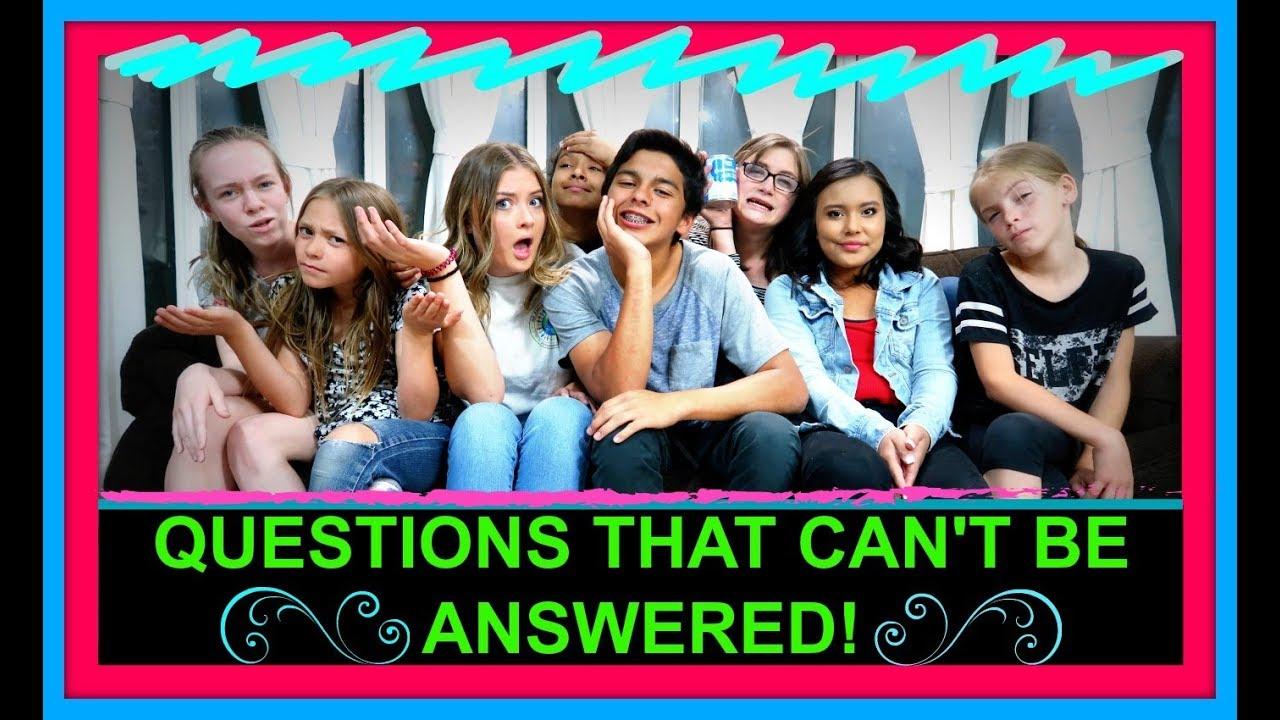 Senseless Questions