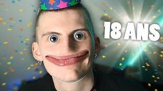 Aujourd'hui c'est mon anniversaire, j'ai 18 ans. MA BOUTIQUE EN LIG...
