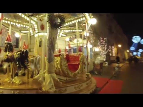 VICENZA // From Spring To Christmas // DJI OSMO Test