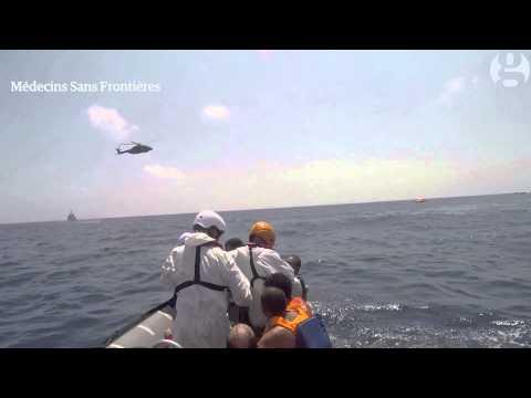 Mediterranean migrant crisis: search &...