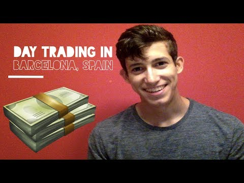 Day Trading Penny Stocks From Barcelona, Spain | Travel & Trade