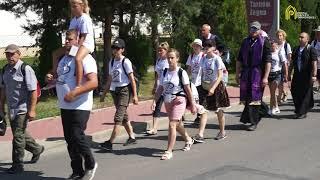 Grupy pielgrzymujące w 1. dzień XXXVIII PPT [17.08.2020]