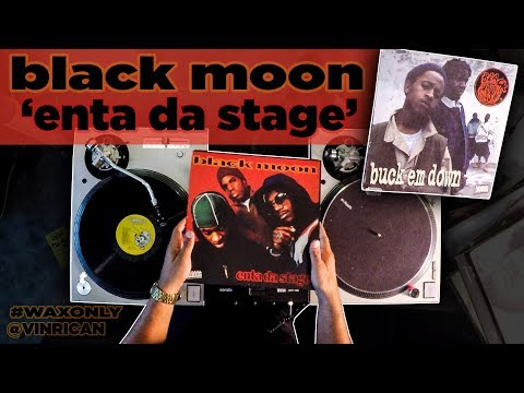 Discover Classic Samples On Black Moon's 'Enta Da Stage'