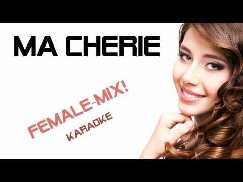 Ma Cherie Karaoke HD