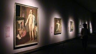 東京都美術館 バルテュス展 夢見るテレーズ 検索動画 9