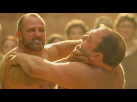 Hercules wrestles for Medusa - Atlantis: Episode 6 - BBC One streaming vf