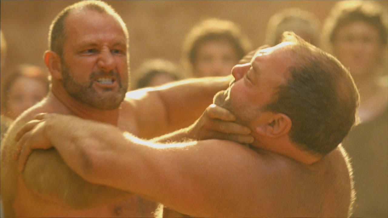Download Hercules wrestles for Medusa - Atlantis: Episode 6 - BBC One