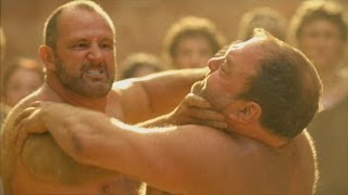 Hercules wrestles for Medusa - Atlantis: Episode 6 - BBC One