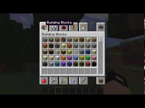 How to Operate your Minecraft Inventory on your PC