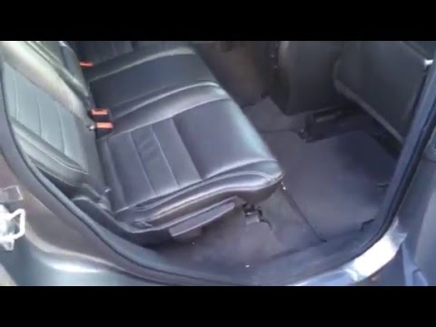 How To Folding Down The Rear Seats In A 2013 2016 Ford Escape Youtube