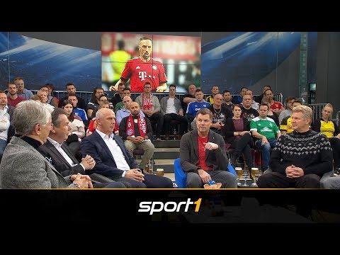 Nach Gala-Vorstellung: Hat Franck Ribery eine Zukunft bei Bayern? | SPORT1 - CHECK24 DOPPELPASS