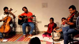 Indian ocean,s cover song bhor by tapan mullik music clab