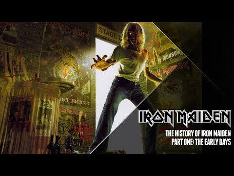 the-history-of-iron-maiden---part-one