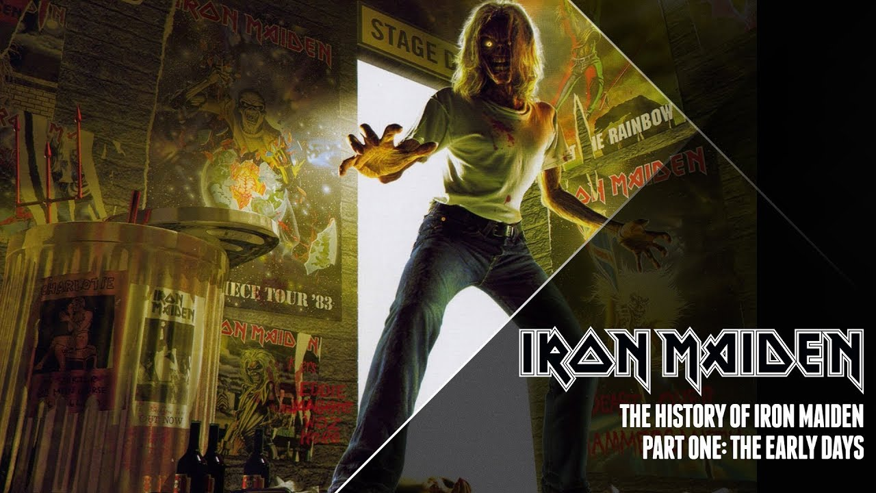 The History Of Iron Maiden - Part One - YouTube