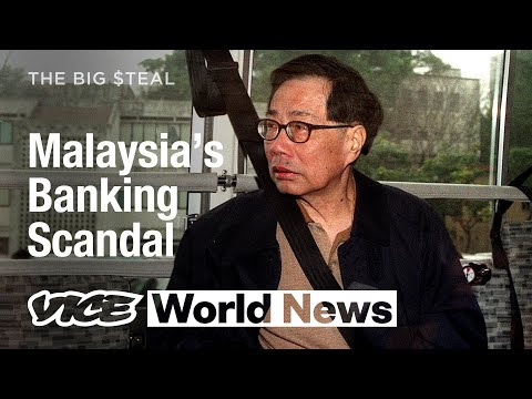 How Malaysia's Banking Scandal Led To the Death of an Auditor | The Big Steal