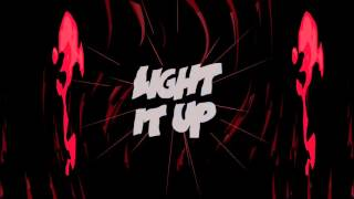 Major Lazer - Light It Up (feat. Nyla &amp Fuse ODG) (Remix) (Official Lyric Video)