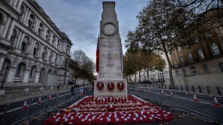 video: Armistice Day: 100 years on from the burial of the Unknown Warrior