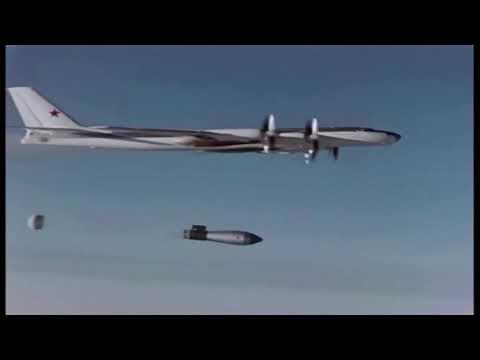 روسيا تنشر فيديو اختبار قنبلة القيصر الهيدروجينية سنة 1961
