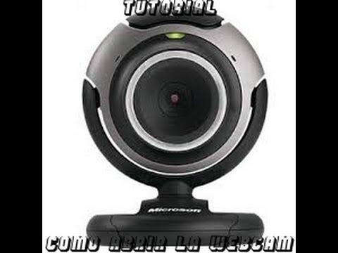Tutorial: Como Abrir La Camara de tu Laptop (Webcam)