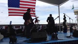 Josh Rowand Pitbull of Blues Band, Rapper