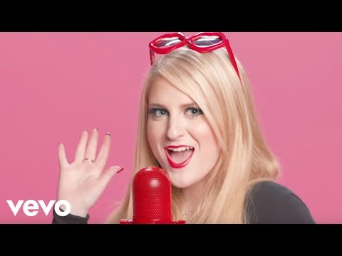 Meghan Trainor - Lips Are Movin:歌詞+中文翻譯