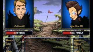 Shakes and Fidget - Marrana vs. Zlatý kruh