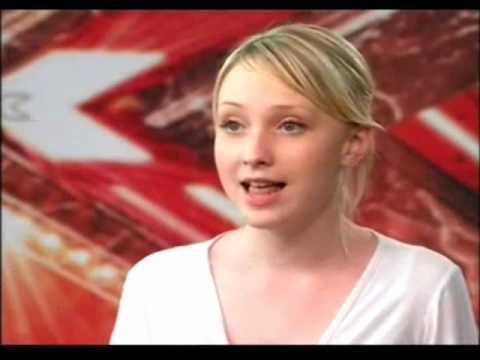 X-Factor 2008: Amy Connolly