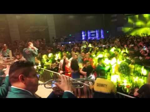 Banda El Recodo Xalos bar 2014