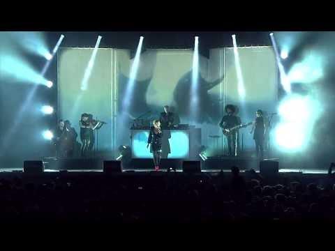 WAX TAILOR & The Dusty Rainbow Experience - Live Garorock 2013