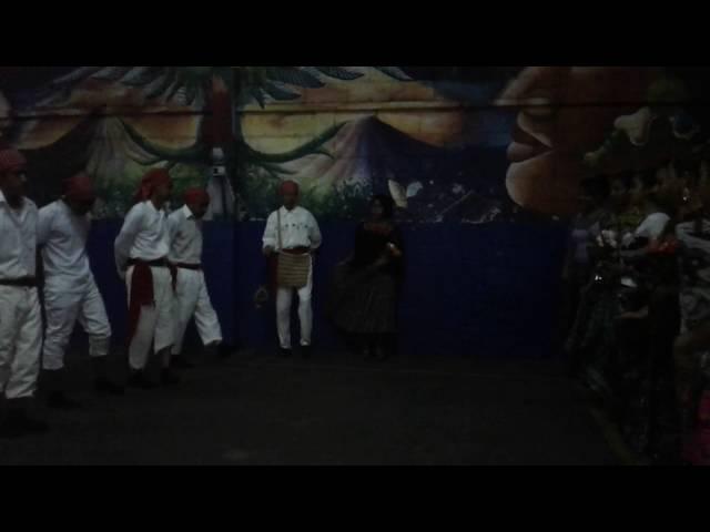 Baile folclórico de Guatemala(2)