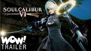 SoulCalibur VI - 2B Official Character Reveal Trailer