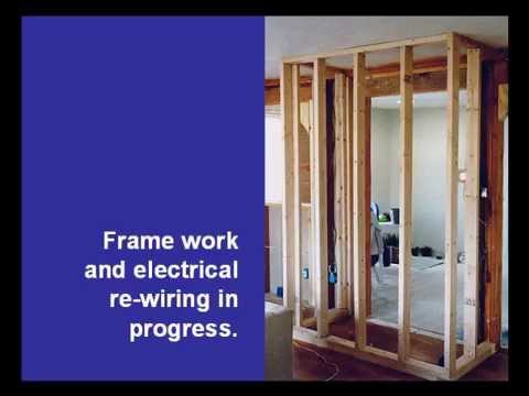 building a kitchen pantry, or room closet. - youtube