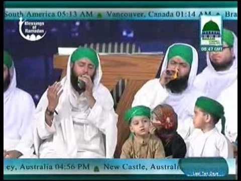 Ya Nabi Nazar E Karam Farmana By Muhammad Asif And Arif Attari 27 06 16