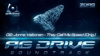 AG Drive Soundtrack: Jonne Valtonen - They Call Me Speed (Original)